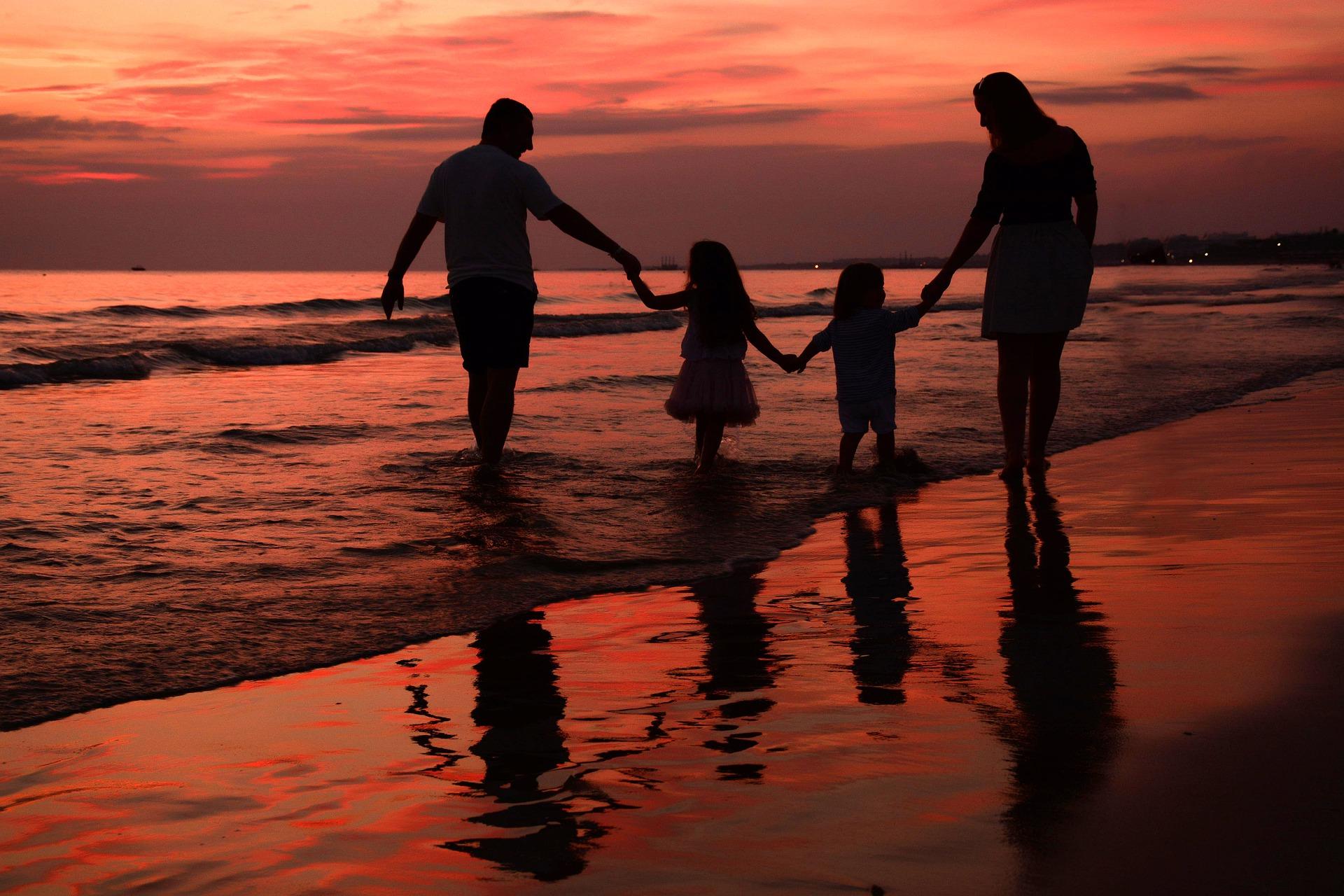 Het gezin en ik